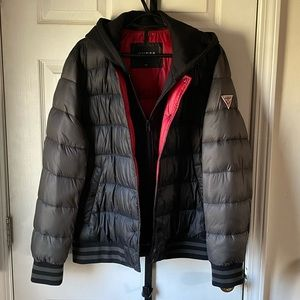 Guess Puffy Men's Jacket